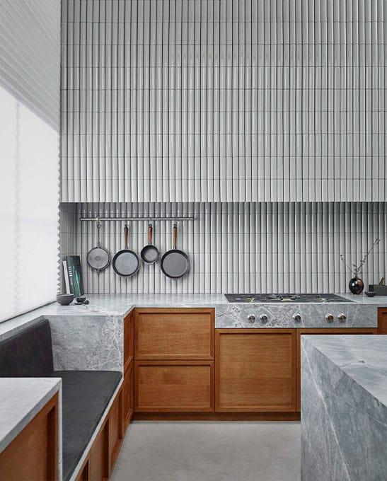 Contemporary Køkken fra kvanum