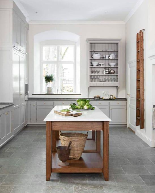 Real Classic Køkken fra kvanum